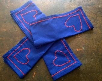 Big cloth Dinner Napkins/Big Hankarchif/Japanese style lunch bag