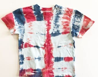 The Revolution Tie dyed shirt