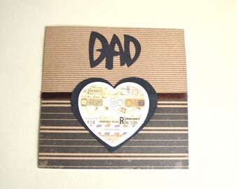 Fathers Day Dad Card