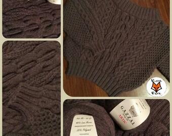 Sweater Ruban handmade