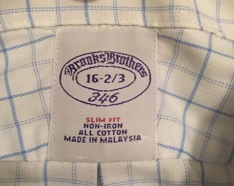 Vintage Brooks Brothers Button Down