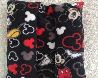Mickey Pillow ~ Travel SeatBelt Pillow