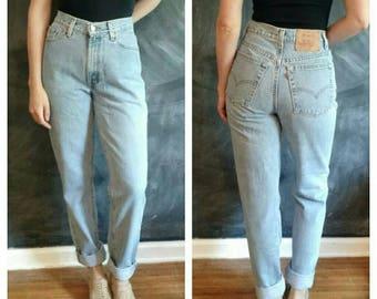 Vintage high waist Levi's 512