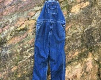 "Denim ""Craftsman"" overalls"