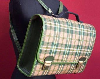 Vintage 70's Schoolbag