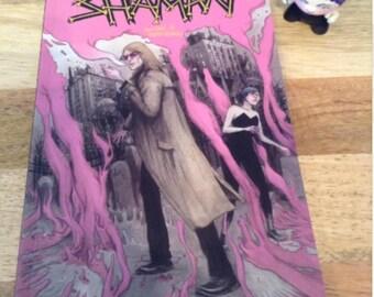 Shaman Graphic Novel