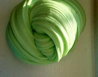 Leaf Green Butter Slime
