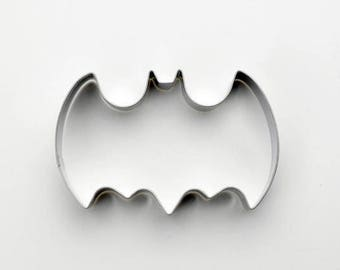 Bat Animal Cookie Cutter- Fondant Biscuit Mold - Pastry Baking Tool Set