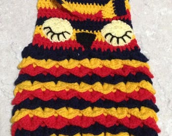 Adelaide Crows Baby Cocoon & Hat
