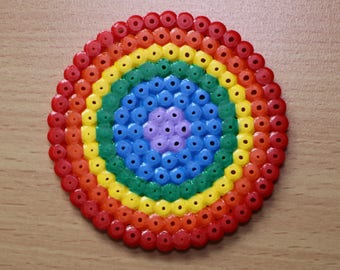 Rainbow Drinks Coaster