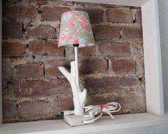 """Bedside lamp """"Floret"""""""