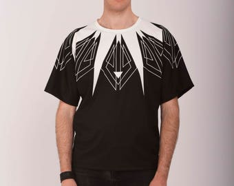 Sunrays Tribe Unisex t-shirt Made In Italy