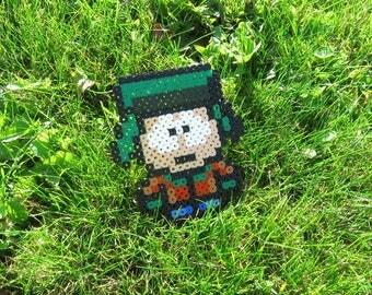 Pixel Art / Bead sprite Kyle (South Park)