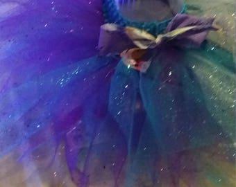 Frozen inspired Tutu skirt