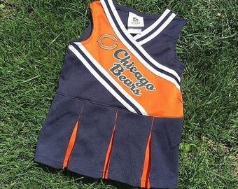 Vintage Chicago Bears Dress (Size 2T)