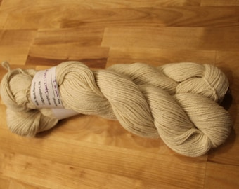 Alpaca Yarn - White/Cream
