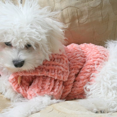 Bubadog on etsy - Knitting for dogs sweaters ...