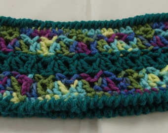 Amazing Grace Headband - 2 Variations to Choose Teal/Variegated