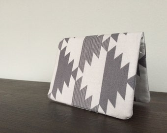 Card Wallet - Nordic Mirrored Iron