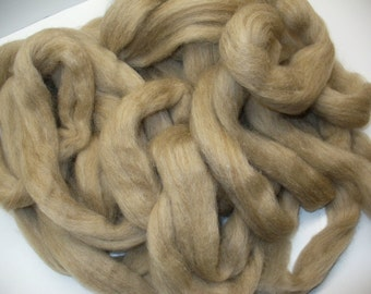 Wool Top Polwarth Cross Bred for Hand Spinning or Felting