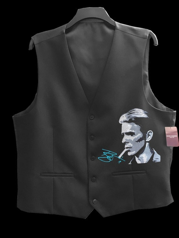 David Bowie - Embroidered Waistcoat