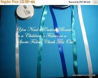 25% OFF Custom Memory Board French Memo Board in Your Fabric Memo Bulletin Board Fabric Board,Ribbon Board Photo Board Bulletin