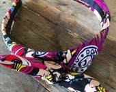 Wonder Women Knot Tie Headband Bandanna Head Wrap Rock Fashion Headband