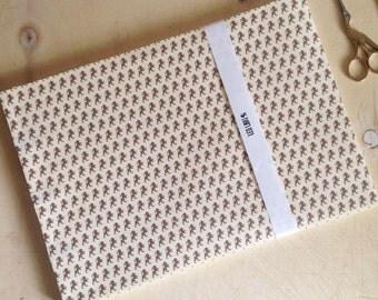 Hand Sewn Sketchbook (Landscape 10 x 14.25 x 1/2 inches) Leo Libri