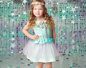 Lucy Star Girls Dress Pattern