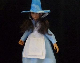 Witch Art Doll Tiffany Aching