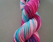 Deluxe Worsted Superwash - Electro