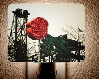 Rose City Night Light