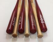 Special order of split Baseball bats - for Fairy Village Books
