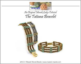 eTUTORIAL The Tatiana Bracelet