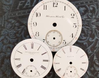 Vintage Watch Faces Porcelain Dial Supply