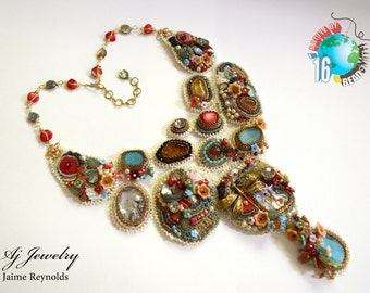 Flight of the Dragonfly Necklace BOTB16