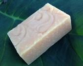 Bergamot and Grapefruit essential oil goat milk soap