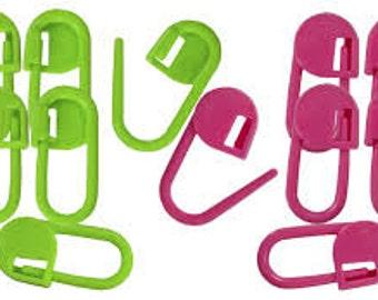 HiyaHiya Knitting Stitch Marker - Locking Style