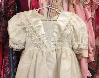 1980s Dead Stock Dress Girls 5