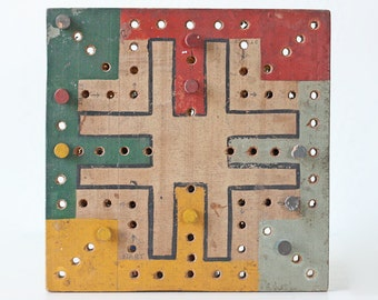 Vintage Game Board, Hashtag