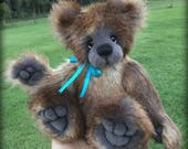Nugget KIT - make your own 14 inch soft faux fur artist bear