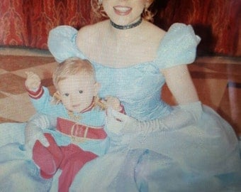 Babies Prince Charming in Red and Baby Blue