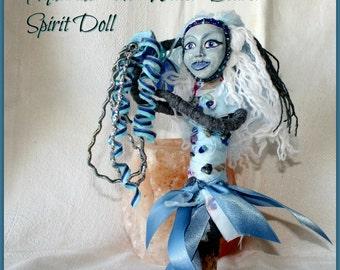 Aquarius Spirit Doll
