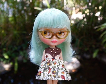 MADE TO ORDER bambi dress for blythe