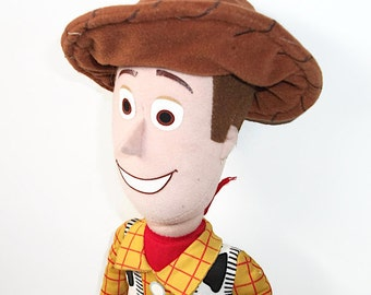"""Vintage Disney Toy Story 3 Woody Doll - 20"""" tall"""