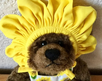 Vintage Ty 1993 Susanna You are my Sunshine Bear The Attic Creations Collection Excellent Condition