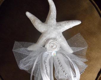 Mermaid Starfish Wand
