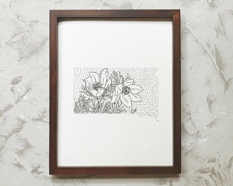 Vistoso Dibujo De Flor De Mayflower Festooning - Ideas Para Colorear ...
