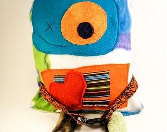 Stuffed Monster - Monster Stuffie - Plush Monster - Monster Doll - Monster Plush - Monster Softie - Stuffed Monster Doll - Stuffed Animals