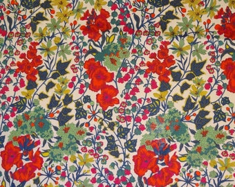 Liberty of London Tana Lawn fabric  Edna  YARDAGE Liberty Tissu